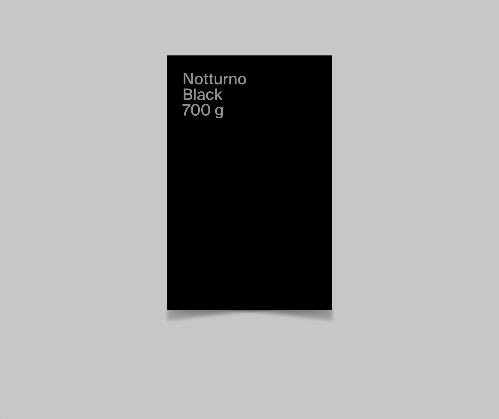 Black Thursday - The Notturno Edition